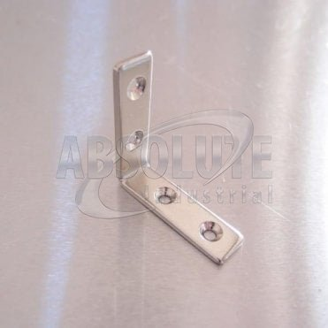 Angle Bracket Stainless steel AISI 304 - Narrow