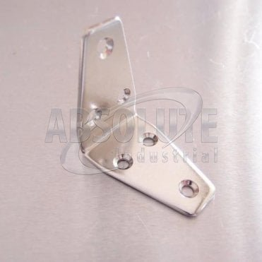 Angle Bracket Stainless steel AISI 304 - Wide