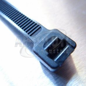 Cable Ties Nylon - BLACK per 1000