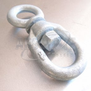 Chain/Mooring Swivels: Galvanised