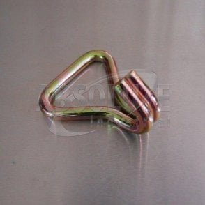 Claw Hook 50mm x 2000kgs Yellow Passivated