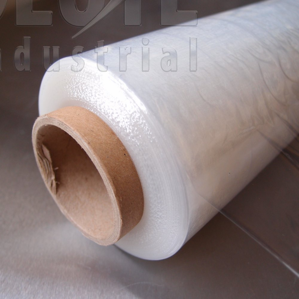 Clear Pallet Stretch Wrap