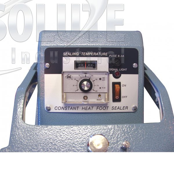 Constant Heat Sealers - from Absolute Industrial Ltd UK