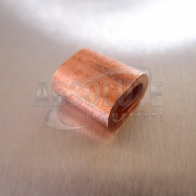 Copper Ferrules - DIN Specification