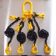Lifting Chain Slings - Grade 8, Grade 10 & Stainless Steel