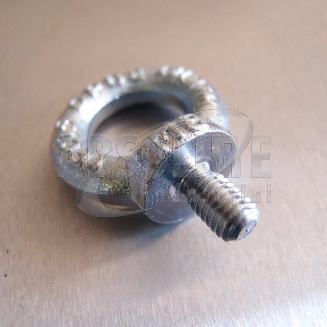 Eyebolts to DIN 580 - Zinc Plated - TESTED FOR LIFTING