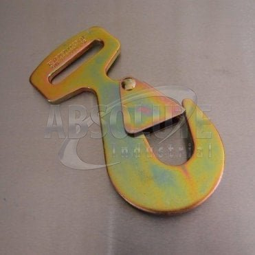 Flat Snap Hook 50mm x 5000kgs