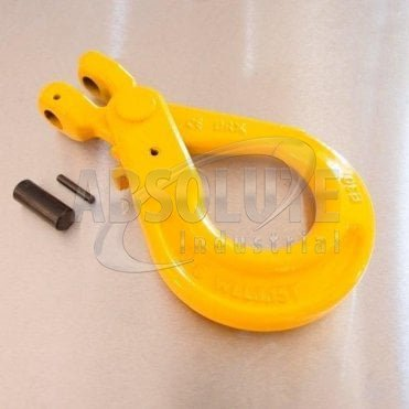 Grade 8 Clevis Self Locking Hook