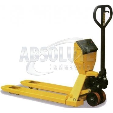 Hand Pallet Trucks with Weighing Scale
