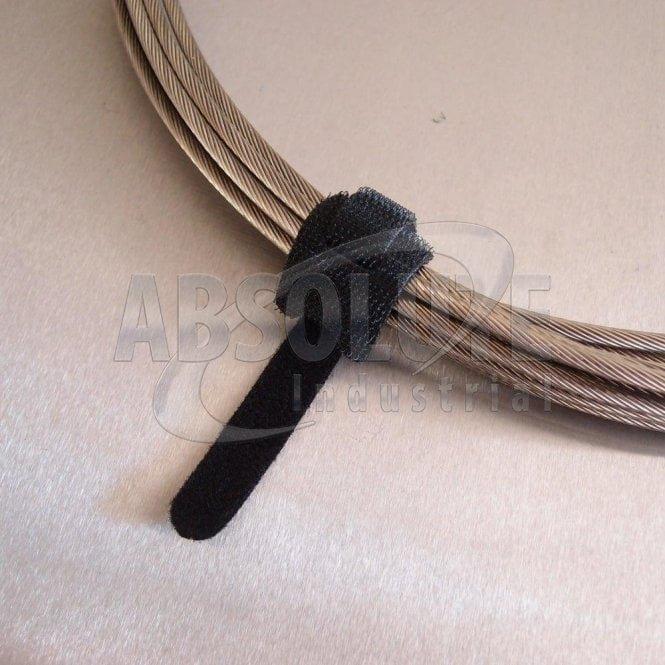 Hook & Loop Cable Ties - per 100