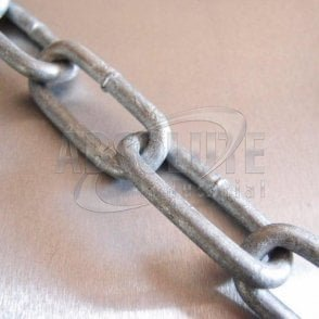Long Link Chain - Galvanised