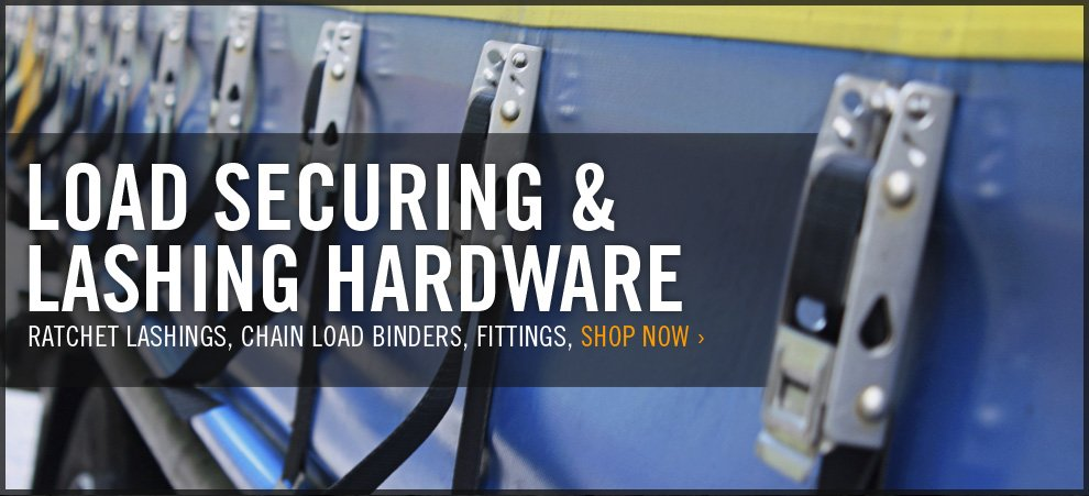 Load Securing & Lashing Hardwear