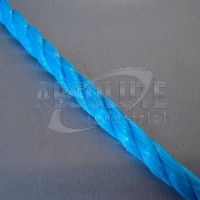 Polypropylene Fibre Rope - Three Strand