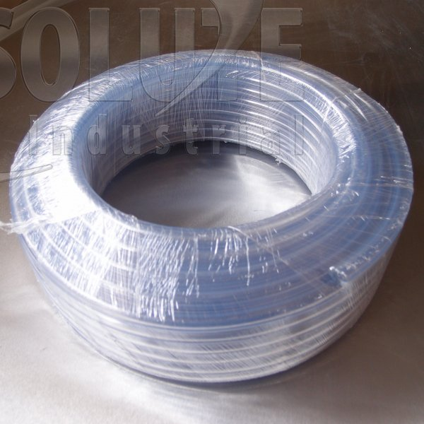 Pvc Coil Cable : Pvc thick wall clear flexible tubing mm id od