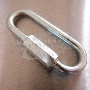 Quick Links: Zinc Plated - Long Series (Pack of 5)