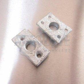 Rowlock Plates : Galvanised