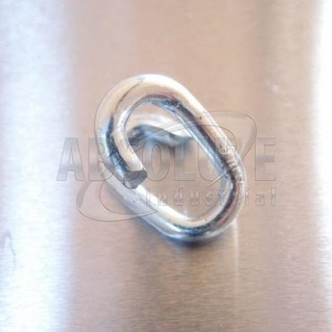 Scarf - Lap, Repair, Mending - Link - Zinc Plated