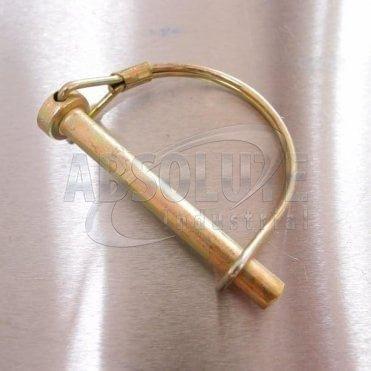 Shaft Locking Pin -  Yellow Passivated - Pack of 50