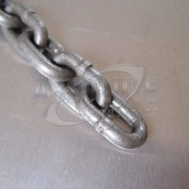 Short Link Chain: Electrically Welded Mild Steel - Self Colour