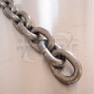Short Link Chain: GRADE 40 to DIN766 - Self Colour