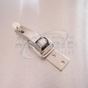 Stainless Steel Bailing Latch 115mm - Light Pattern - AISI 304