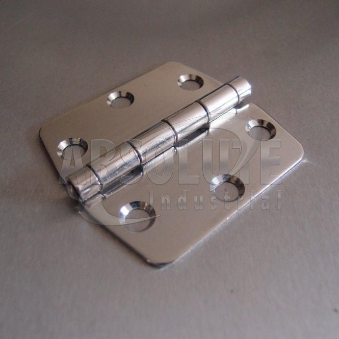Stainless Steel Butterfly Hinges 75mm - 304 grade