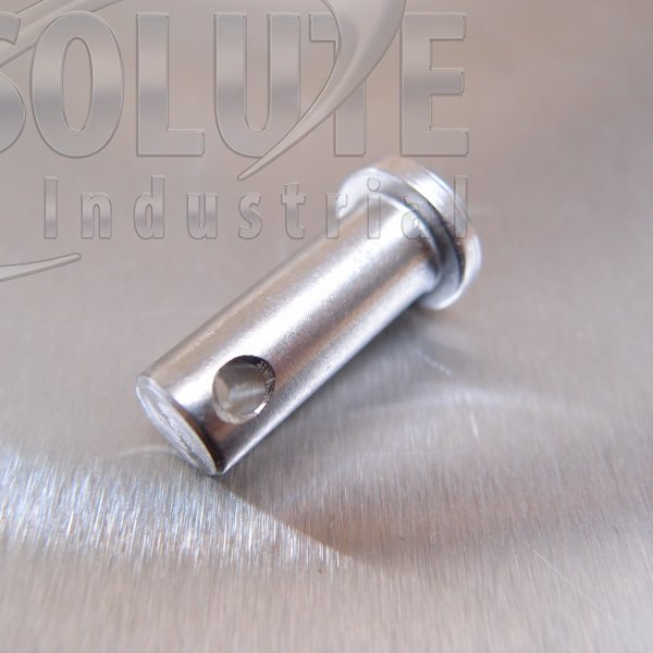 Stainless Steel Clevis Pins With Drilled Hole From
