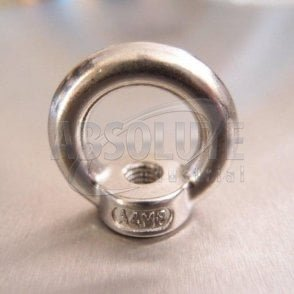 Stainless Steel Eyenuts - to DIN 582 Untested