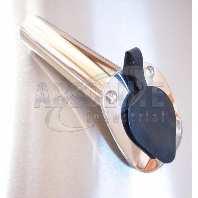 Stainless Steel Fishing Rod Holder - AISI 316