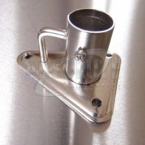 Stainless Steel Flagstaff Sockets