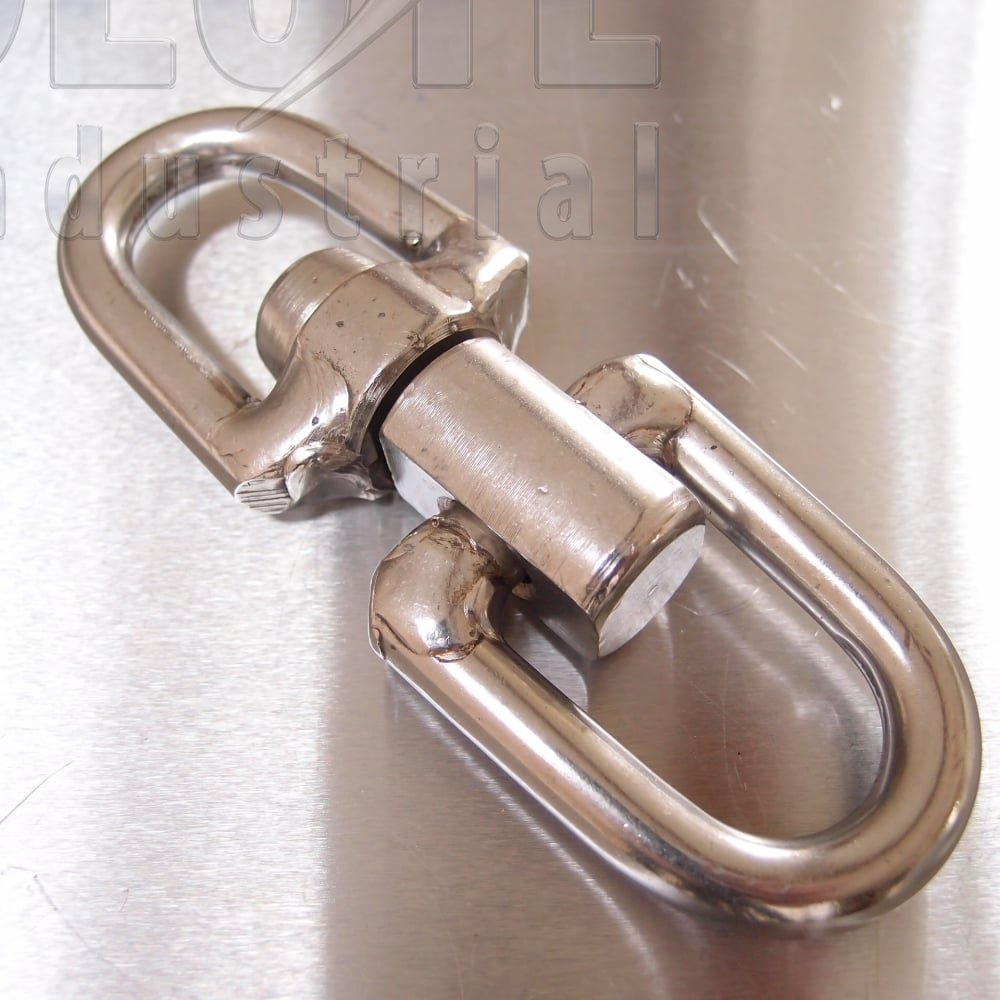 Stainless Steel Flexible Swivels From Absolute