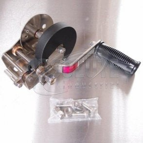 Stainless Steel Hand Winch - Boat Trailer Winch
