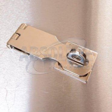 Stainless Steel Lightweight Hasp & Staple