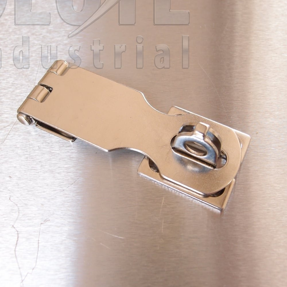 Stainless Steel Lightweight Hasp Amp Staple From Absolute