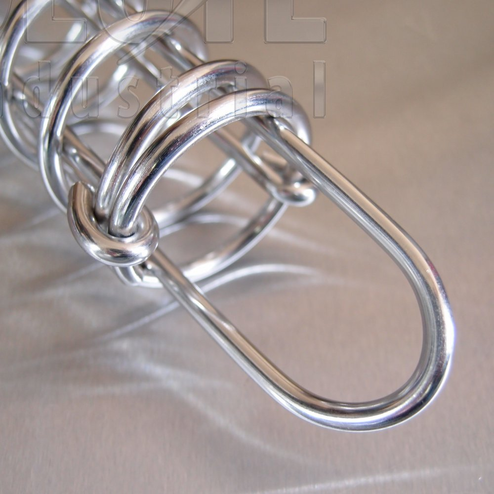 Stainless steel mooring springs from absolute industrial