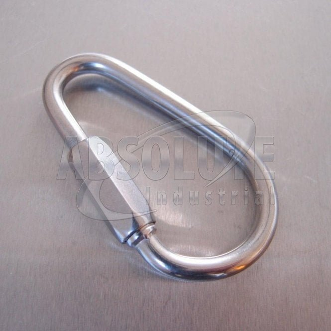 Stainless Steel Pear Type Quick Links