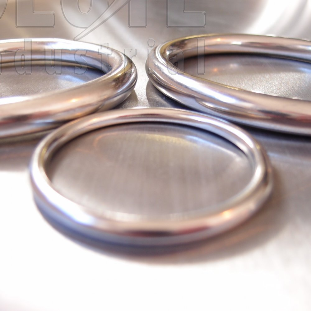 Stainless Steel Round Rings From Absolute Industrial Ltd Uk