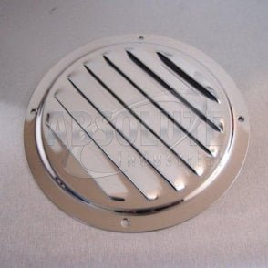 Stainless Steel Round Vent AISI 304