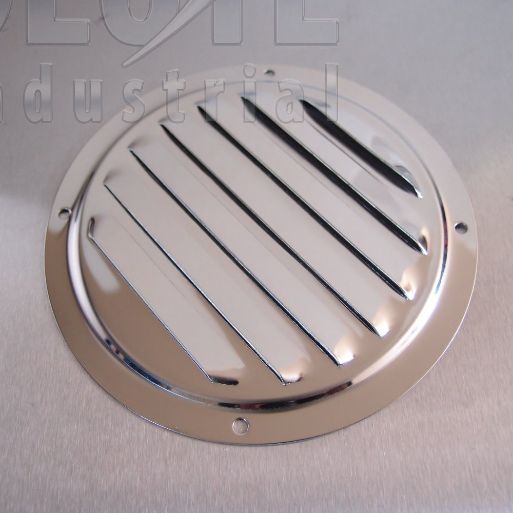 Stainless Steel Round Vent Aisi 304 From Absolute