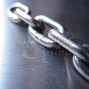 Stainless Steel Short Link Chain AISI 316