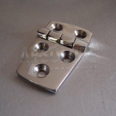 Stainless Steel Small Door Hinges - 316 Marine grade