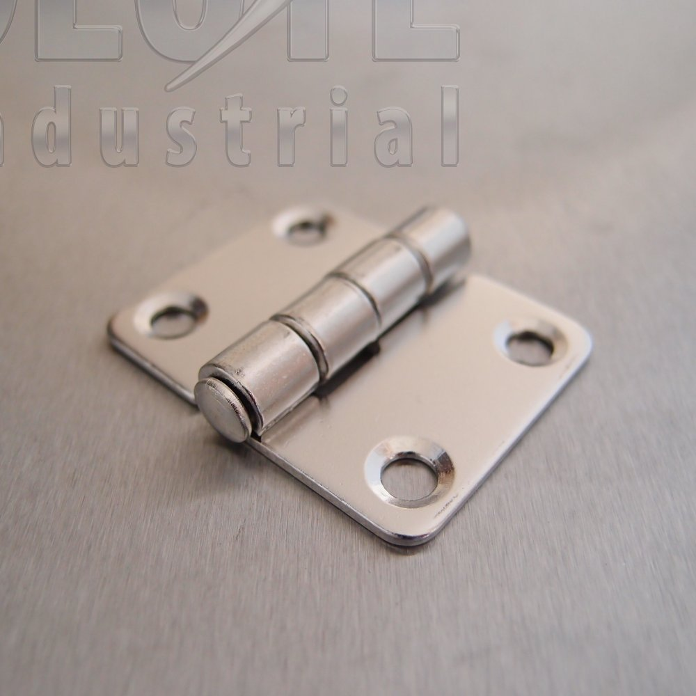 Stainless Steel Square Hinges 37mm 304 Grade From