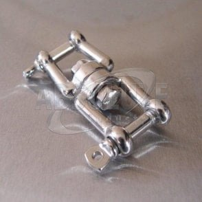 Stainless Steel Swivels - Jaw & Jaw