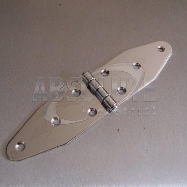 Stainless Steel Wing Hinges 180mm - 304 grade