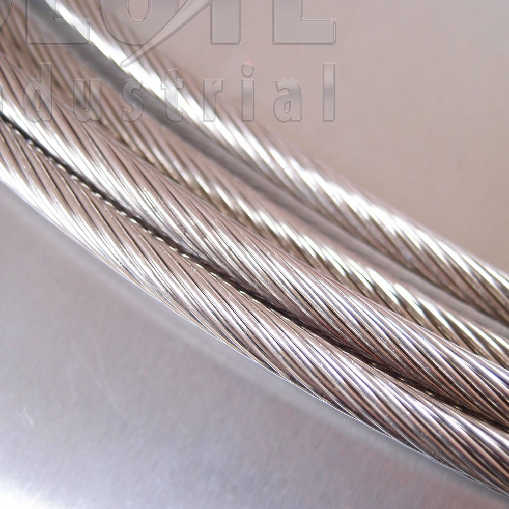 Ss Wire Rope : Stainless steel wire rope
