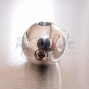 Wire Rope Ball Terminal End - Stainless steel AISI 316