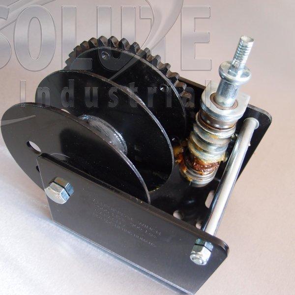 Worm Gear Winch From Absolute Industrial Ltd Uk